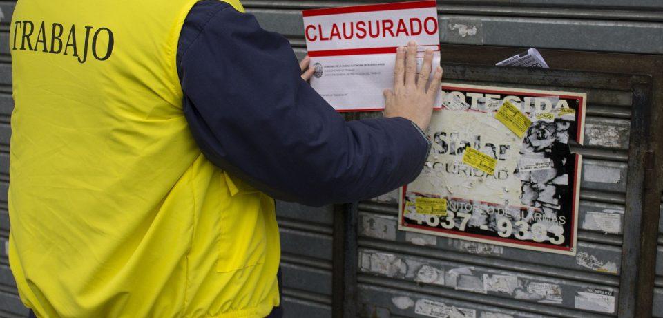 EL GACBA REALIZÓ 22.000 INSPECCIONES A COMERCIOS, EMPRESAS Y TALLERES TEXTILES