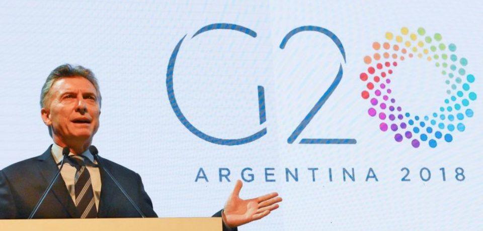 Con vistas a grandes acuerdos comerciales, comienza el G20