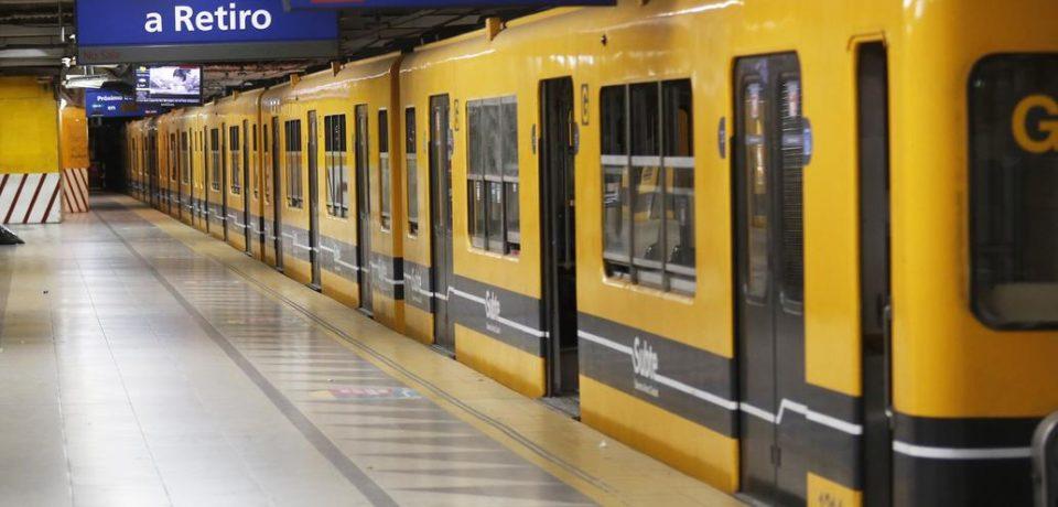 Protestas en Transporte: la Ciudad madrugó sin trenes, subtes ni colectivos