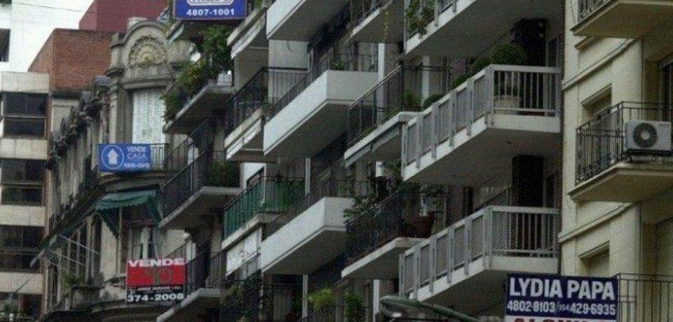 Alquilar en la Ciudad ya representa un 40 por ciento del ingreso