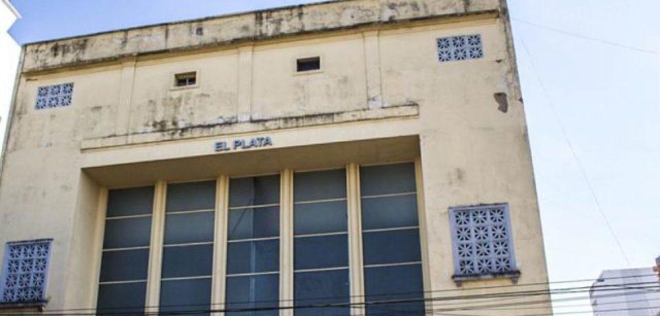 «No vamos a aflojar hasta ver al Cine El Plata inaugurado de verdad»