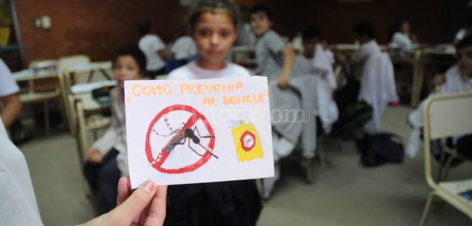 Ademys denuncia casos de Dengue en escuelas